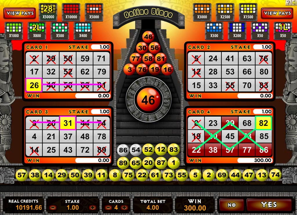 Casino bingo game native american casino gaming